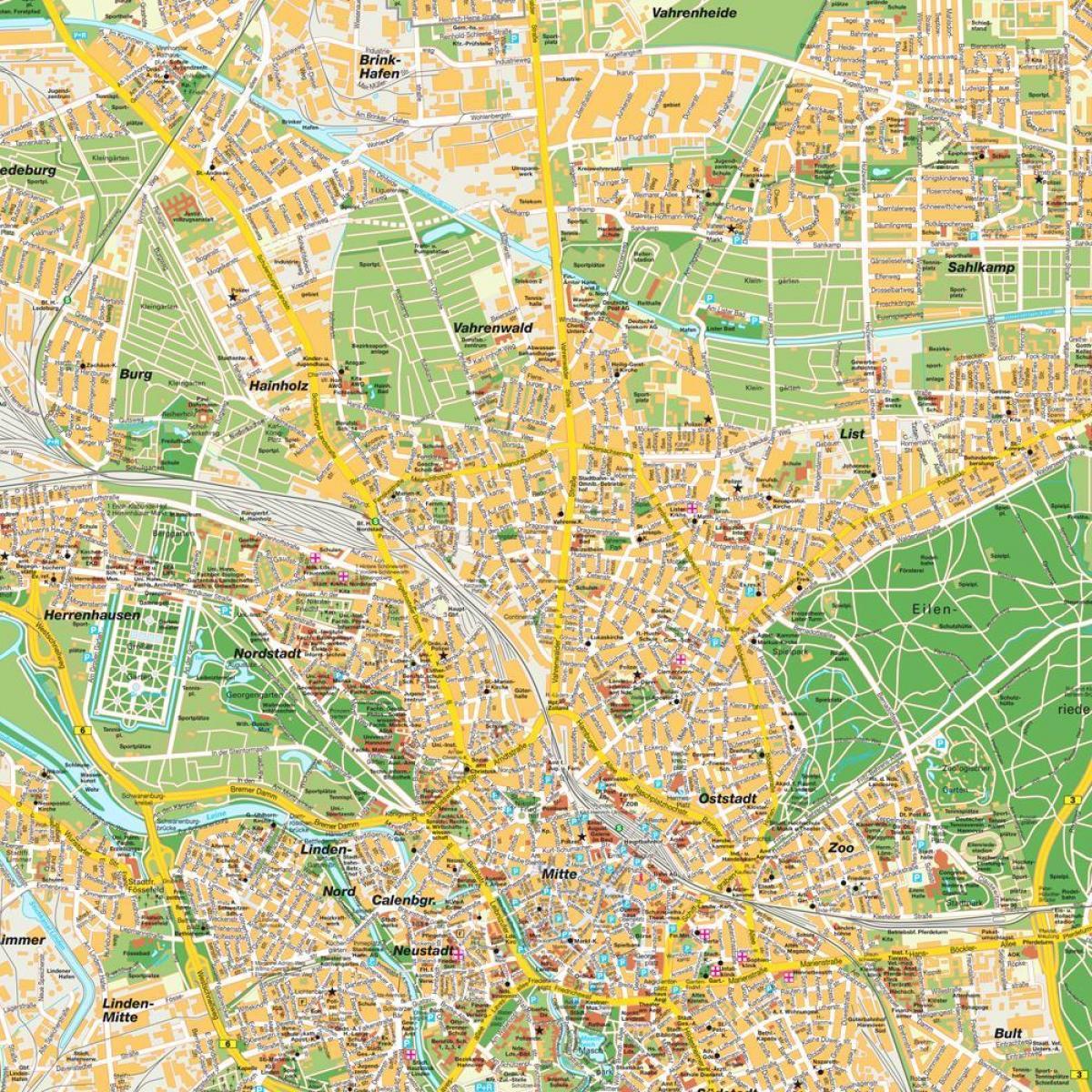 Berlin Mitte Karte.Mitte Map Karte Von Berlin Mitte Deutschland